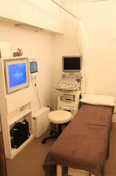 超音波検査室・リカバリ室